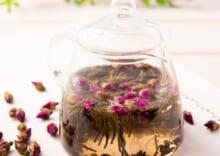 雅鷺(ヤールー)健美茶【バラのお茶】