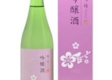 日本酒 梅ヶ枝 吟醸酒 720ml