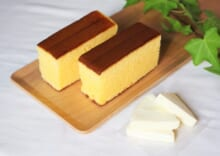 長崎手焼きカステラ チーズ味(箱なし)