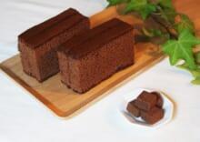長崎手焼きカステラ チョコ味(箱なし)